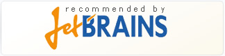 Recommended by JetBrains